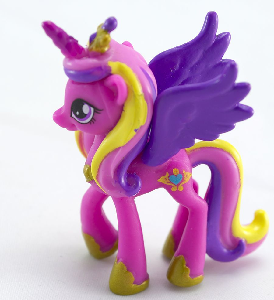 Princess cadance from my little pony friendship is magic pony wedding set