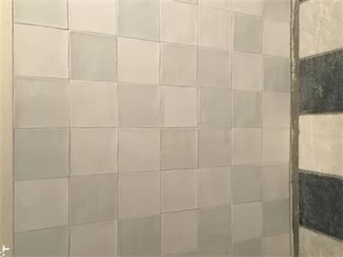 Schippers Tegels Witjes : Foto witjes handvorm replica wandtegels opruiming doe het
