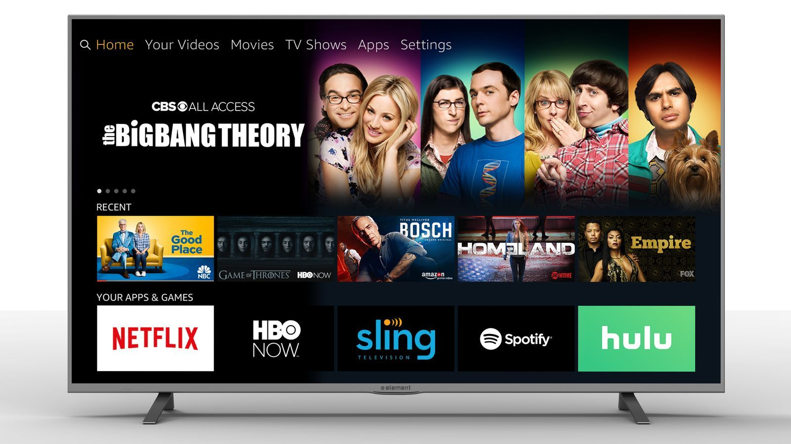 Amazon Is Now Releasing Amazon Fire Tv S Supplied By Partners Running Amazon S Os With Images Fire Tv Amazon Fire Tv 4k Tv