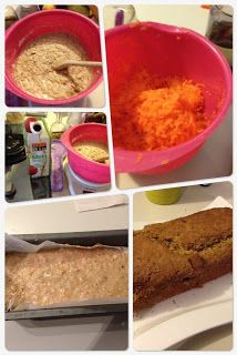 Recipes from an italian household: Diet Carrot Cake