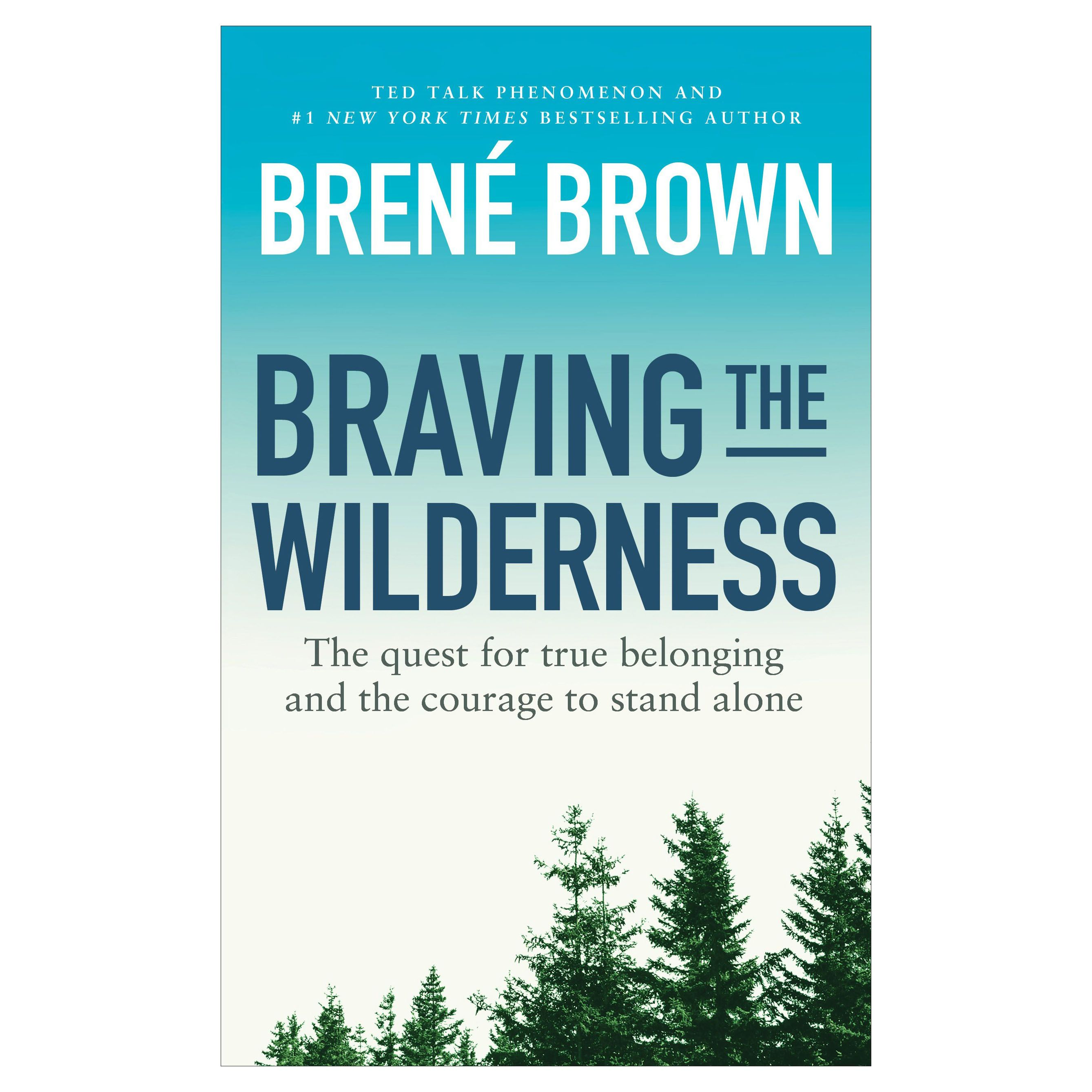 Braving The Wilderness The Gift Of Imperfection Brave Brene Brown