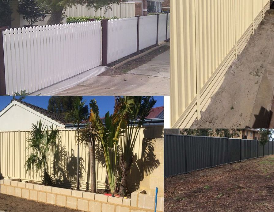 The Pros And Cons Of Installing Colorbond Fencing Fencing Gates Gate For Home Fence