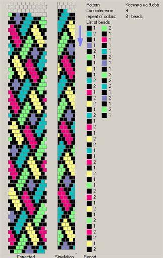 Pin de marcela velasco en manualidades | Pinterest | Pulseras y Me ...