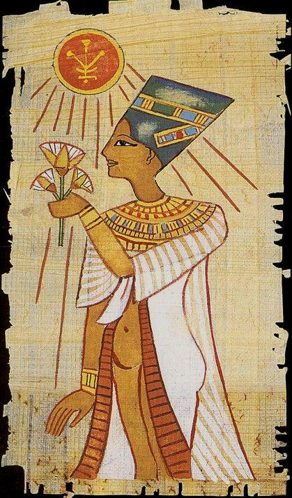 72713e2a36fe01 Queen of Pentacles - The Egyptian Tarots   Tarot   Tarot, Pentacle ...