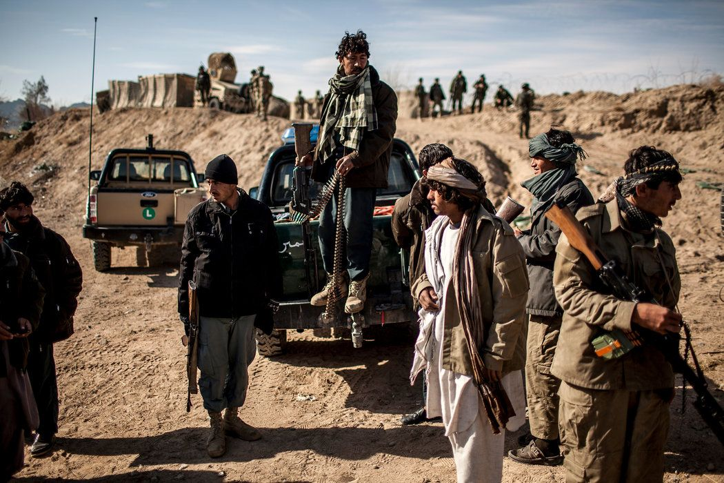 nice Afghanistan Funds Abusive Militias as US Military u0027ignores - Situation Report