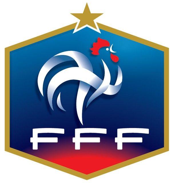 French Football Federation France National Team Logo Eps