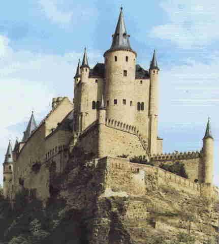 Un cuento de hadas... Segovia.
