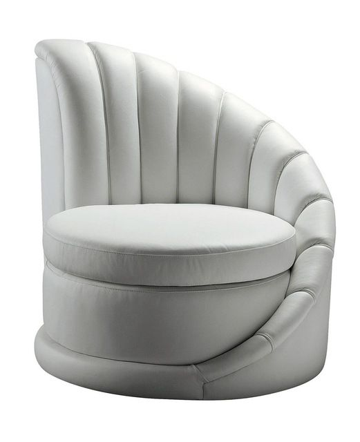 Cow Genuine Leather Chair Real Leather Leisure Chair