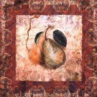 Tuscany Pears  Fine Art Print