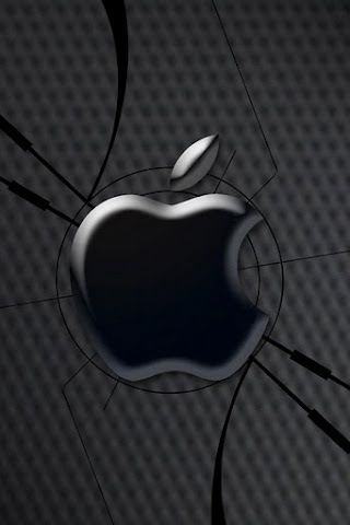 Night Radar Apple Logo IPhone 6 Wallpapers Thousands Of HD For Your Iphone