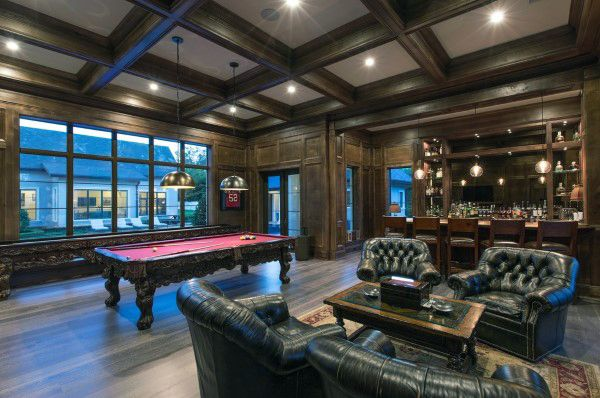 60 game room ideas for men cool home entertainment on video game room ideas for adults id=89946