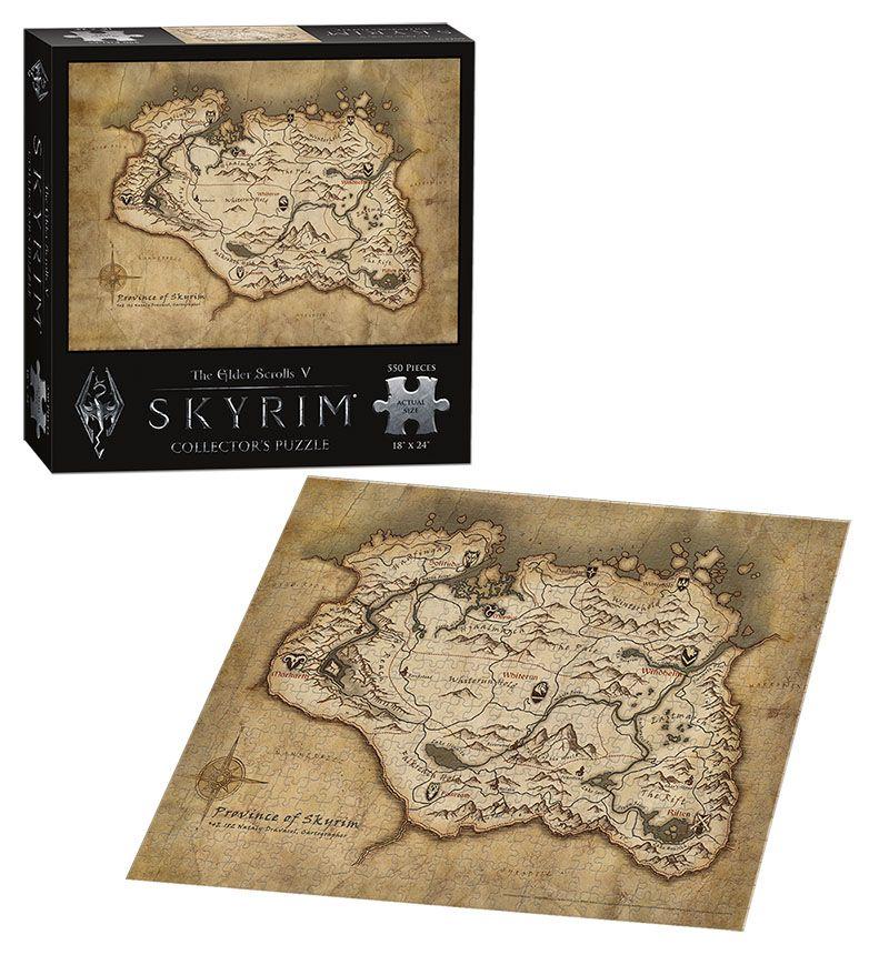 Skyrim Skuldafn Puzzle 3