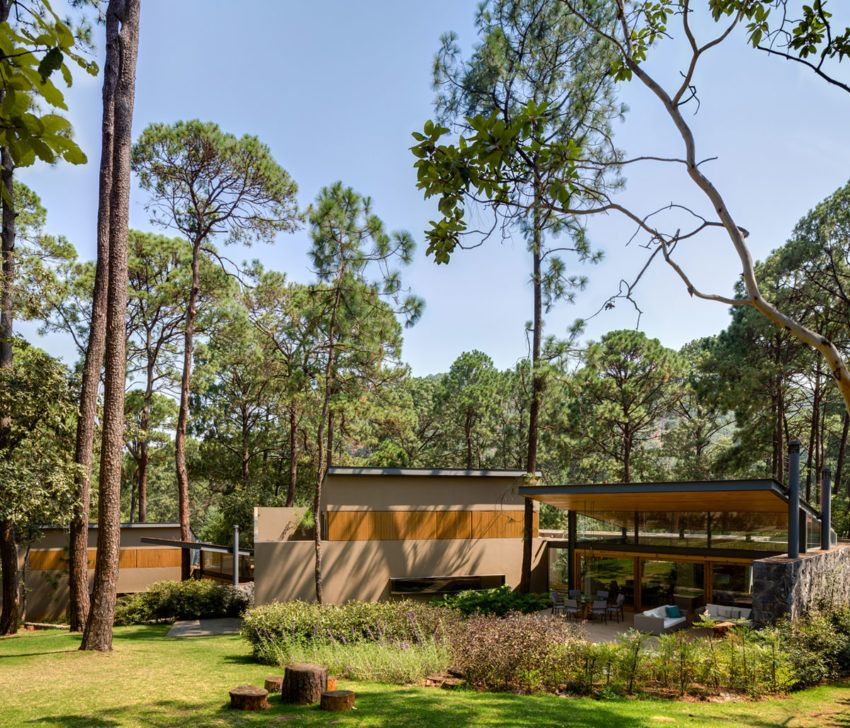 Five Houses by Weber Arquitectos 1 Weber