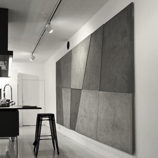 Concrete Concrete Interiors Office Interior Design Home Decor