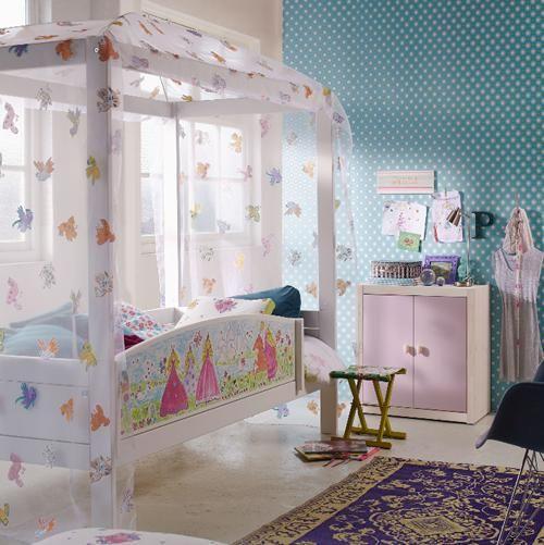 PortobelloStreet, camas llenas fantasía para los peques | Muebles de ...