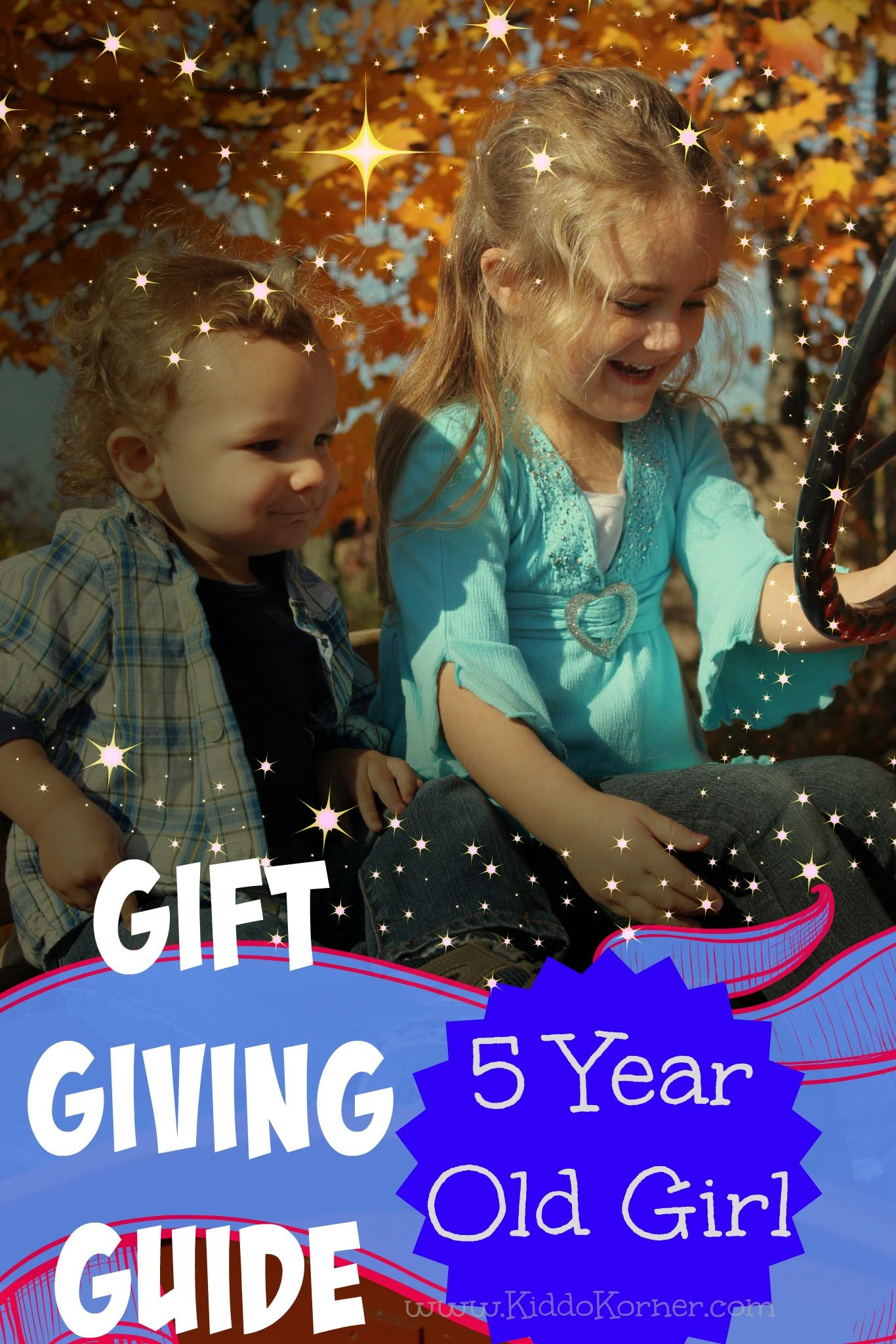 Click here for our favorite gifts for a 5 year old girl ...