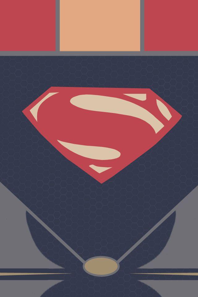 Superman Wallpaper Superman Wallpaper Iphone Wallpaper Man Of