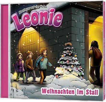 Christian Mörken: CD Weihnachten im Stall - Leonie - gerth.de