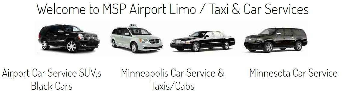 MSP Airport Car Service and Limo Promise to Get Quality Service Entire Service Minnesota Town Car, SUV Black Cars to Airport (MSP)  http://www.airportmspcarservice.com