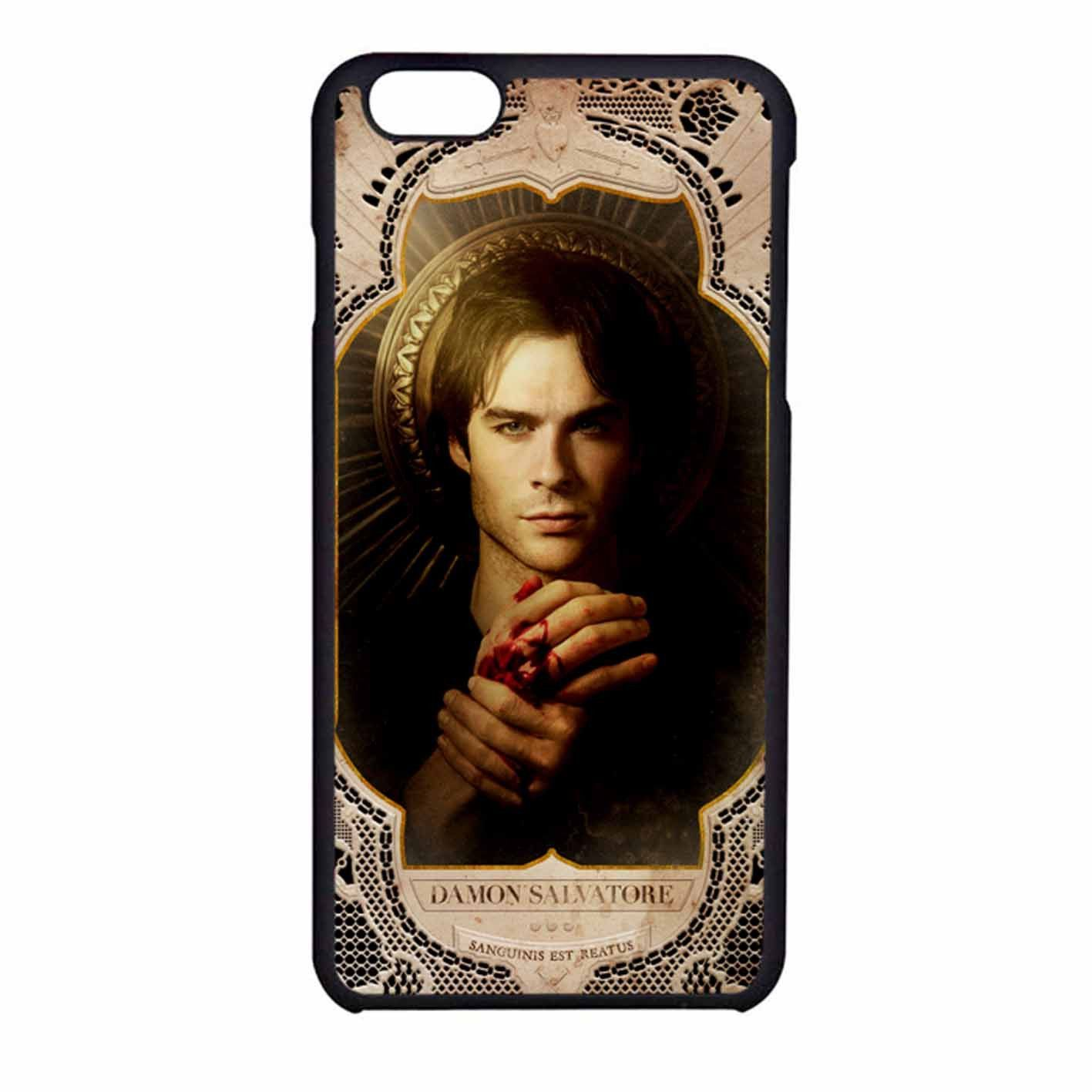 damon salvatore phone case iphone 6
