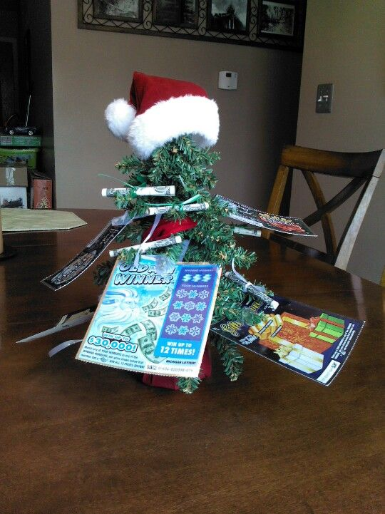 My white elephant gift--a money tree! | White elephant ...