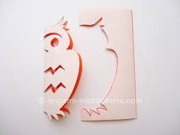 "paper / origami / kirigami ""this is a way to esvaziar your creativity"""