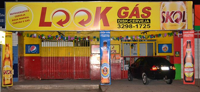 Prado: Distribuidora de Bebidas é assaltada por bandidos armados