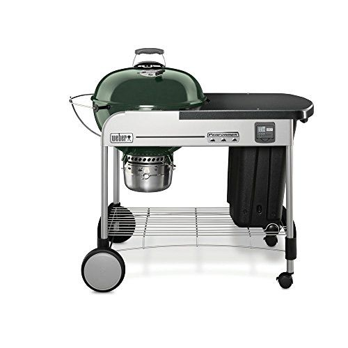 Weber 15407001 Performer Premium Charcoal Grill 22 Inch Best Charcoal Grill Charcoal Bbq Charcoal Grill