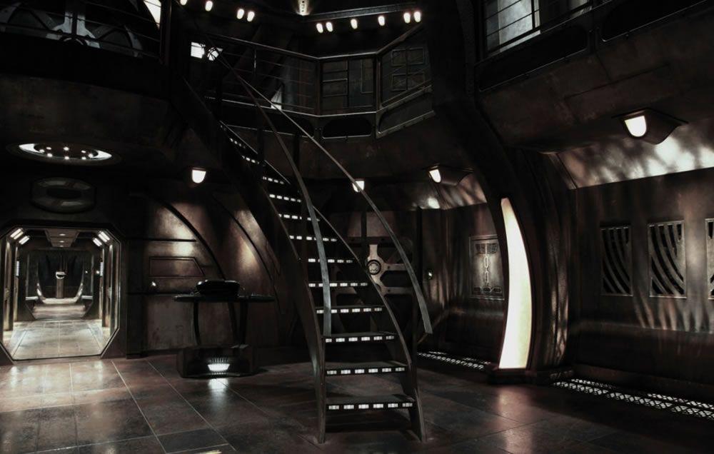 Sci fi room sci fi pinterest sci fi cyberpunk and for Apartment design your destiny