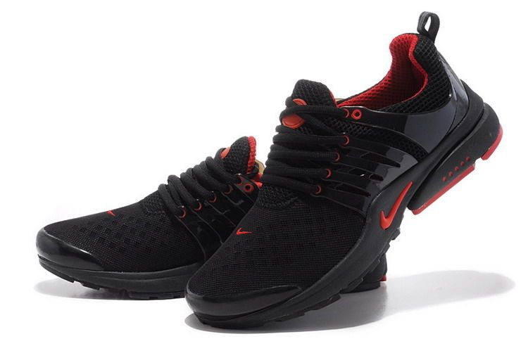 Men Nike Air Presto 2 Carving Shoes Black Red_1.jpg (750×492)
