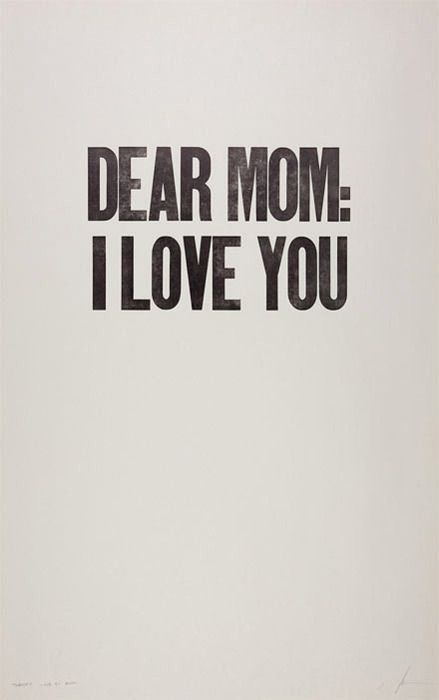 Mom I Love You Quotes : quotes, @Kathy, Quotes,
