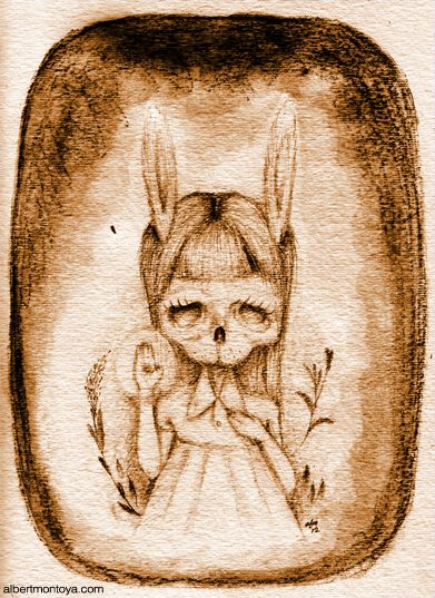 'I Swear' Illustration by Albert F. Montoya