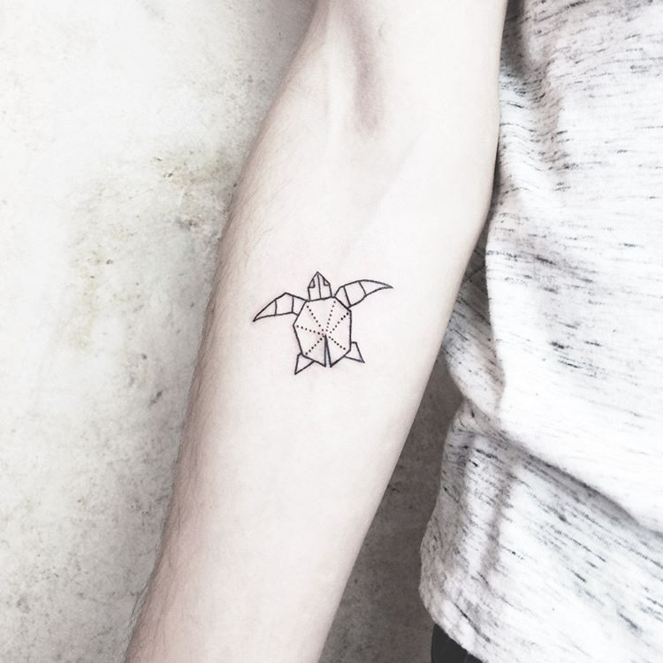 62 Turtle Tattoos For Women That Depict Beauty And Peace Tatouages