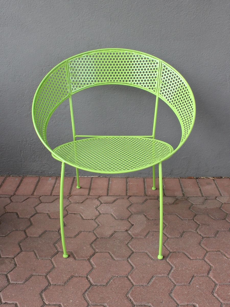 Sunshine Chair Lime Chair Metal Chairs Outdoor Chairs