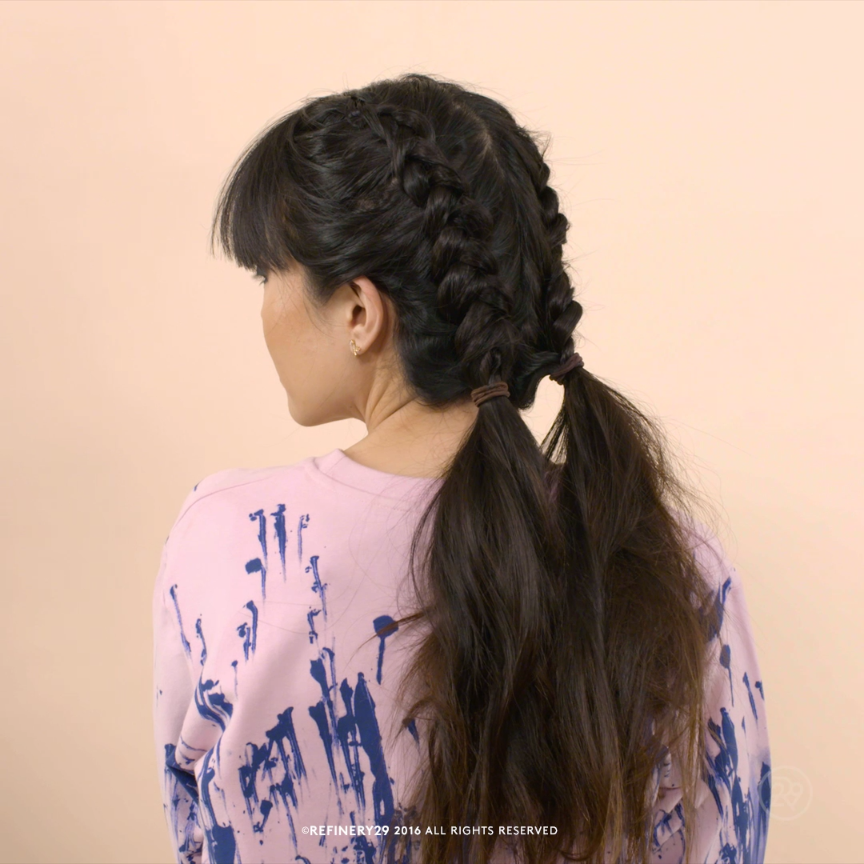 Wedding Hairstyles Games: How To: Up Your French Braid Game
