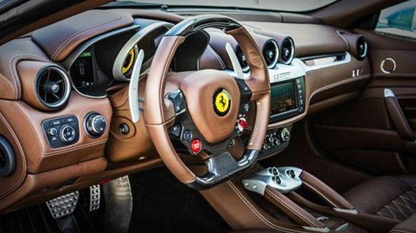 2017 Ferrari 612 Gto Interior
