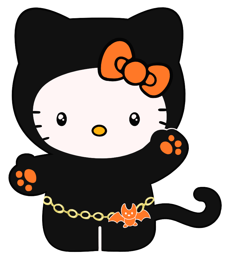 Halloween Kitty halloween hello kitty - Google Search