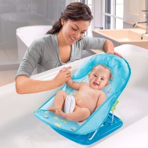 Baby Bath Seat For Tub Infant Toddler Child Chair Safety Bathing ...