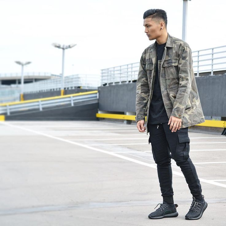 what to wear with yeezy boost 350
