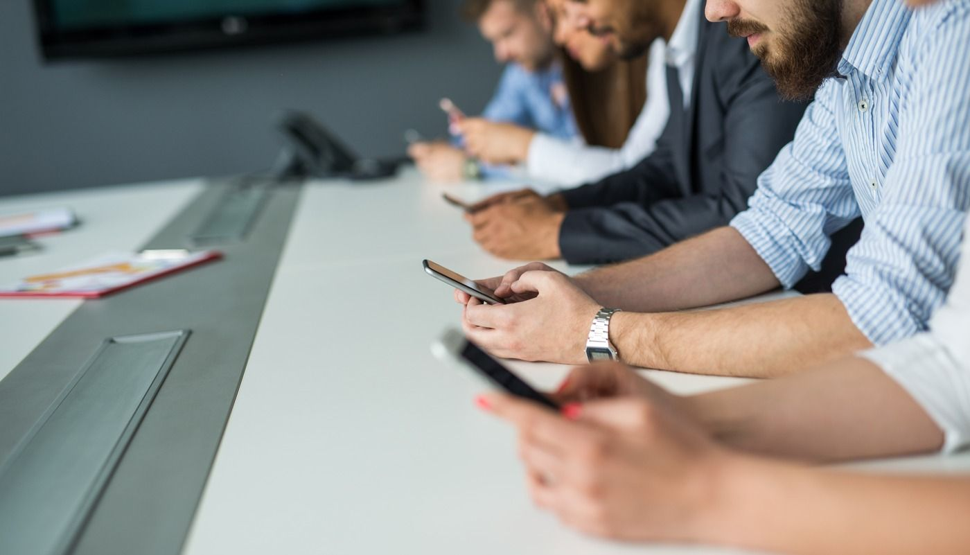Is Employee Cell Phone Use Bad For Business? Conflict