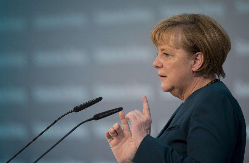"""Kanzlerin Merkel: """"Das kann nicht der Sinn sein"""""""