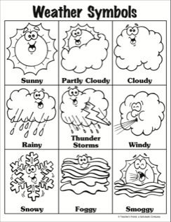 Worksheets Free Printable Weather Worksheets weather worksheet for kindergarten 17 best ideas about seasons symbols preschool pinterest shops and kindergarten