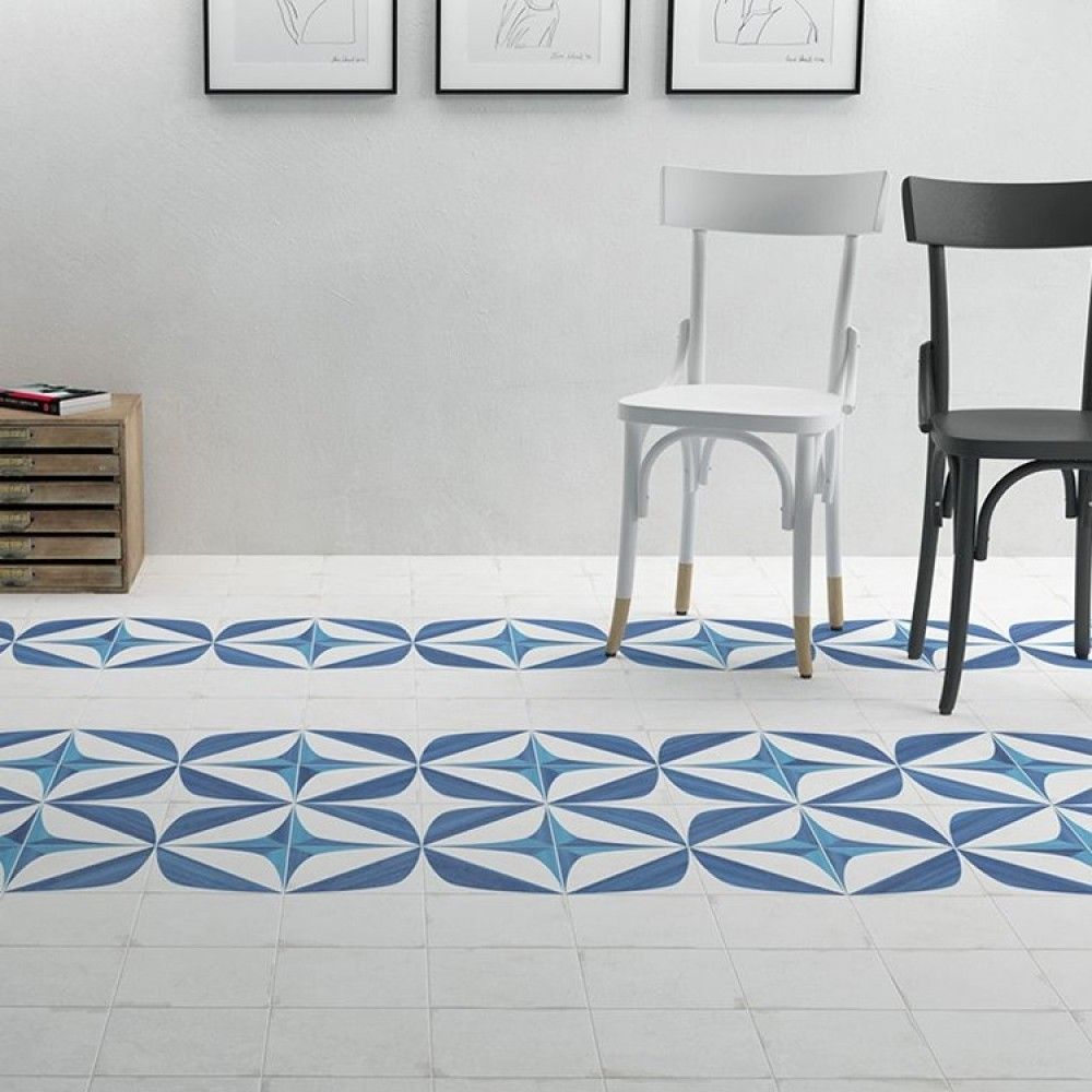 Arthouse Leaf Patterned Tiles Porcelain Superstore