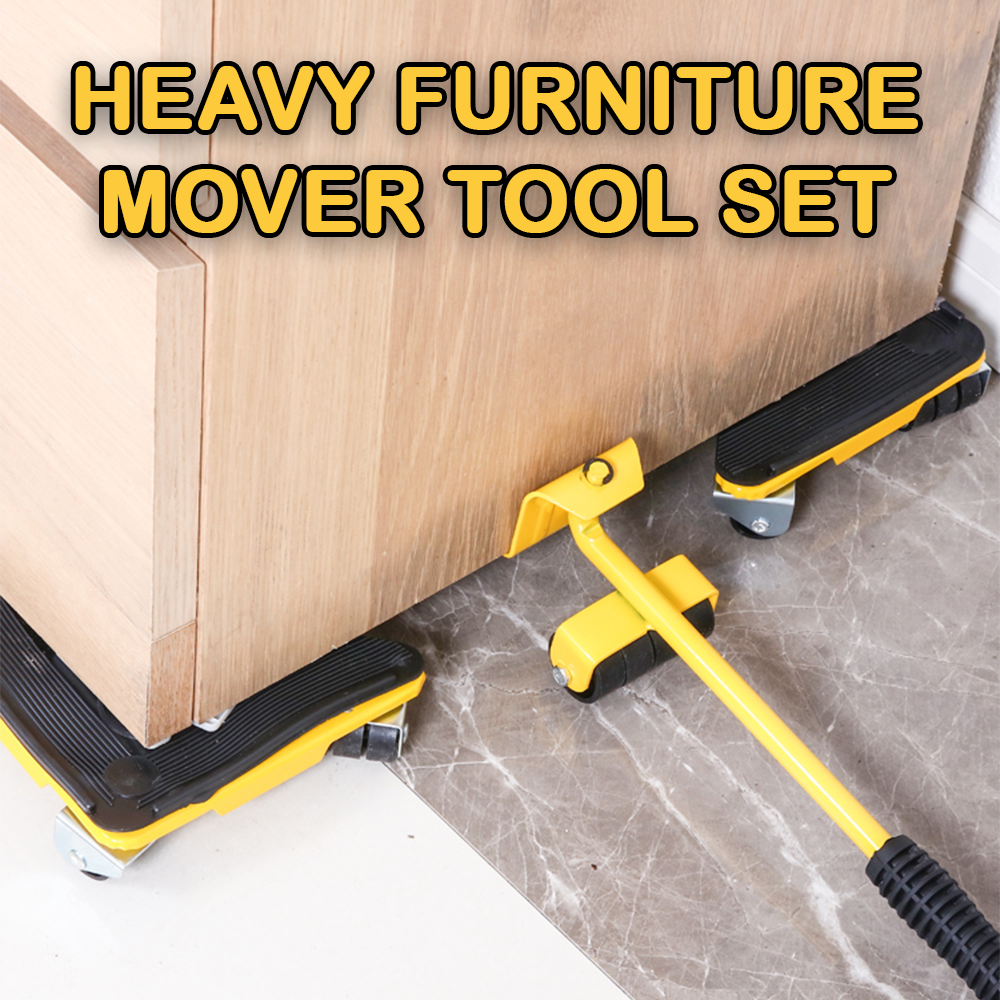 Heavy Furniture Mover Tool Set