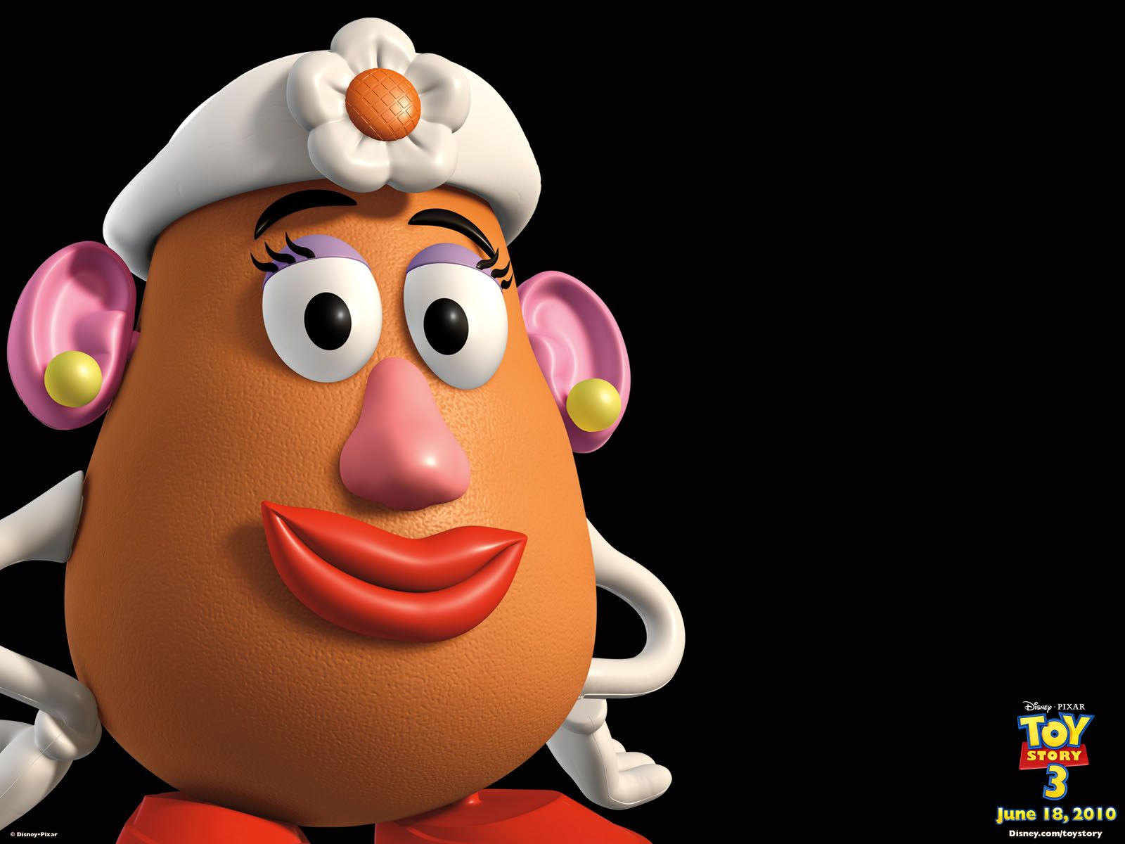 Mrs. Potato Head Toy Story Movie 5916bb15162