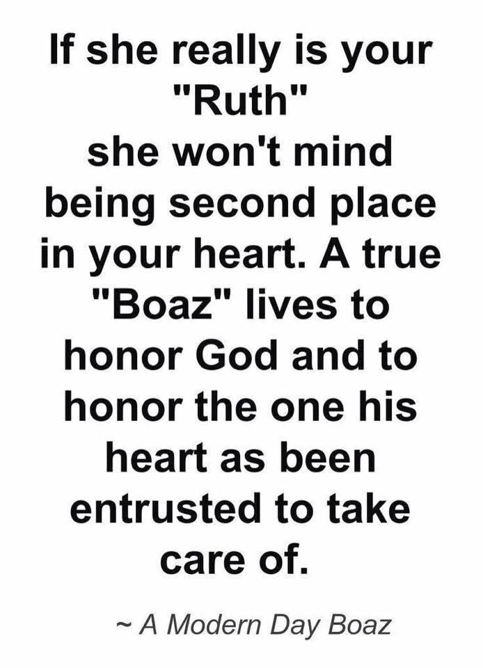 Godly Dating Quotes Beauteous Ruth And Boaz  Love The Right His Way  Pinterest  Relationships
