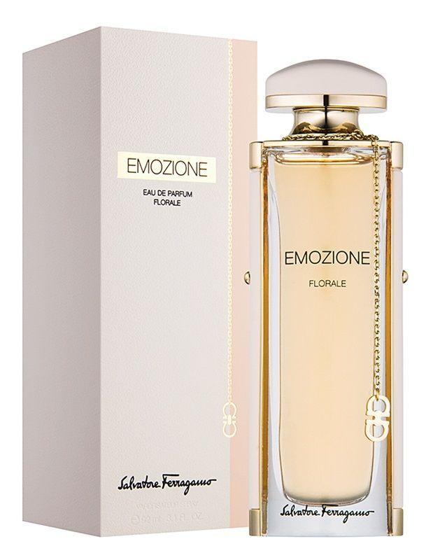 Salvatore Ferragamo Emozione Florale Eau De Parfum Pentru Femei 1