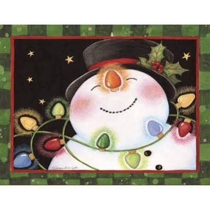 snowman cards - Google Search