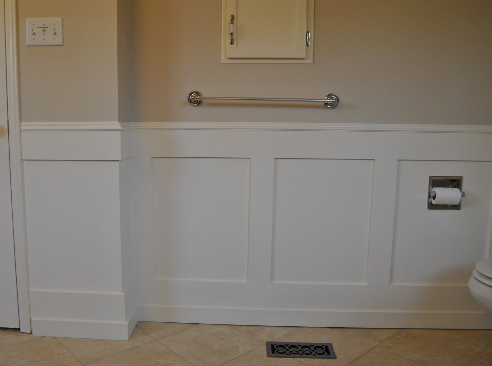 Does Wainscoating Make A Room Small