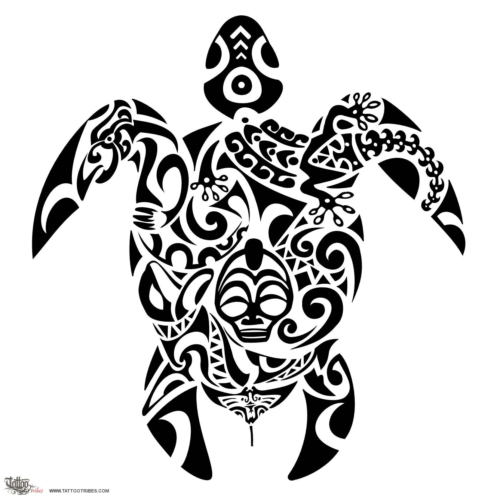 3eb2207c0 TATTOO TRIBES - Shape your dreams, Tattoos and their meaning - wairua,  turtle,